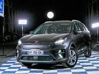 Kia e-Niro : SUV branché - Salon de l'auto Caradisiac
