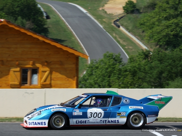 Photos du jour : Ligier JS2 (Tour Auto)