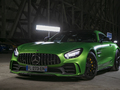 Mercedes AMG-GT : bestiale - salon de l'auto caradisiac 2020