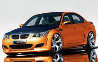 Lumma CLR 500 rs: BMW M5 plus plus