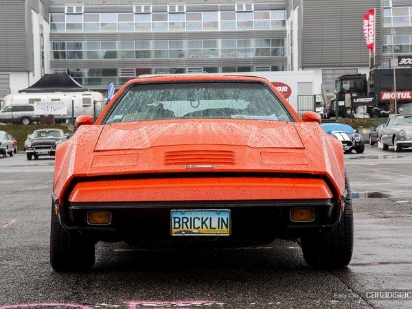 Photos du jour : Bricklin SV1 1975 (Classic Days)