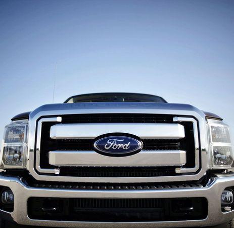 Nouveau Ford F Super Duty : toujours gigantesque