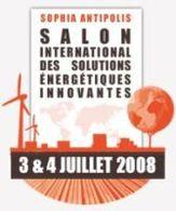 ENR Agora 2008, le Salon international des Solutions énergétiques innovantes