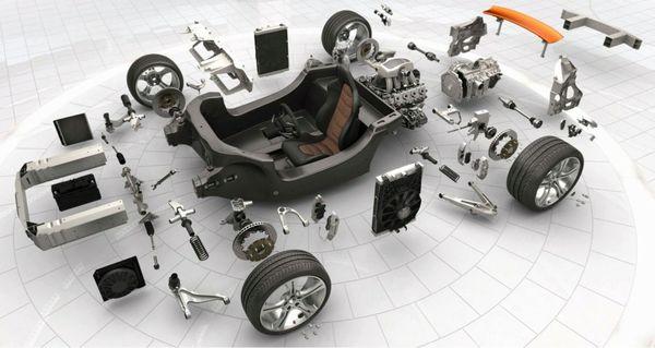 Les dessous de la McLaren MP4-12C