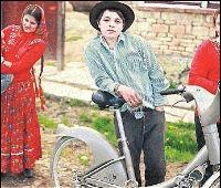 On a retrouvé des Vélib'… en Roumanie !!!