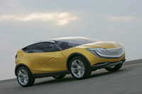 RDV à Genève: Mazda Hakaze concept
