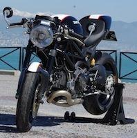 Ducati Monster 1100: les dessous de la belle.