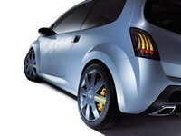 Renault Twingo GT dans les starting-blocks