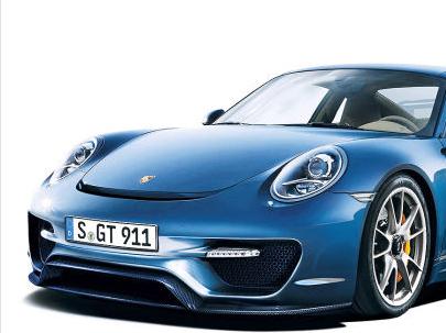 4 nouvelles Porsche 911 en 2013!
