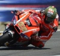 Moto GP: Nicky Hayden va faire sa dernière apparition à Indy sur une Ducati