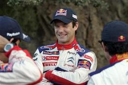 Rallye : Sébastien Loeb dit merci à Dani Sordo