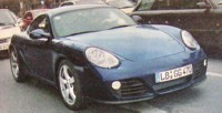 Future Porsche Cayman Phase 2 : elle aussi y a le droit...