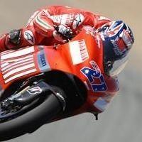 Moto GP: Stoner ne jouera pas les épiciers.