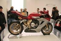 Actualité Moto : La MV Agusta F3 675cc entre en production