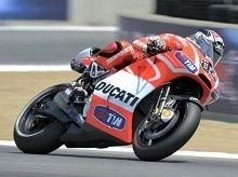 Moto GP: Andrea Dovizioso n'imagine pas le podium à Indianapolis