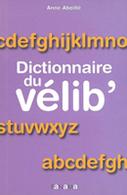 Livre : un dictionnaire pour parler vélib'