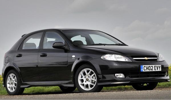 Chevrolet Lacetti : la version Sport