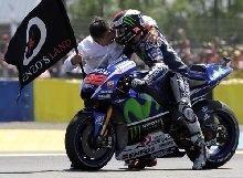 Moto GP – Grand Prix de France: le soleil a brillé pour Lorenzo et Yamaha