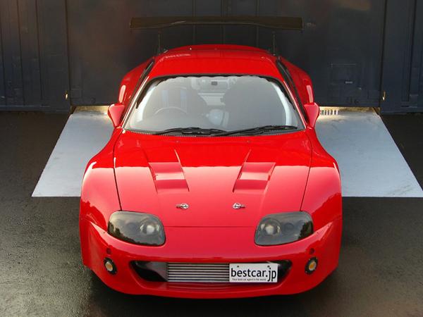 Toyota Supra : 640 chevaux, ça chante !! (vidéo inside)