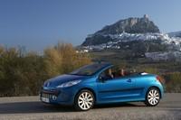 Peugeot 207 CC, toutes les photos et tarifs !