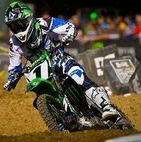 SX US - Anaheim II : seconde victoire pour Ryan Villopoto
