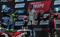 Championnat de Monde de Supermotard 2015, round 3: Hermunen revient devant