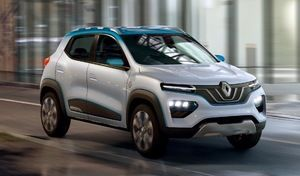 Renault mise sur l'électrique pour décoller en Chine