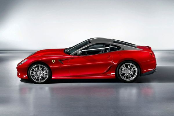 Ferrari 599 GTB Fiorano China Limited Edition : pour douze Chinois seulement