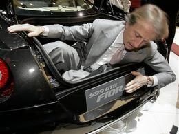 Ferrari - Montezemolo sur le départ