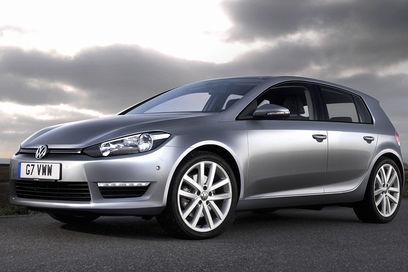 Volkswagen Golf VII : peut-être comme ça