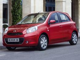 Economie: Nissan va produire des Micra à Flins