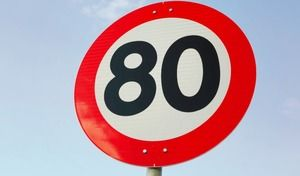 """80km/h: résultats """"contrastés"""" selon un comité d'évaluation, la Sécurité Routière s'agace"""