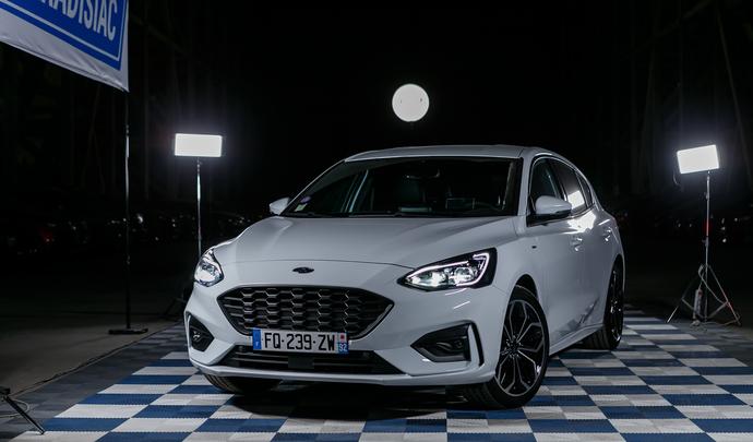 Ford Focus : dans la continuité - Salon de l'auto Caradisiac