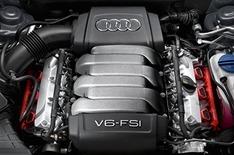 Détails sur le futur moteur V6 de l'Audi S4