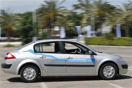 Renault investira jusqu'à un milliard dans sa voiture électrique !