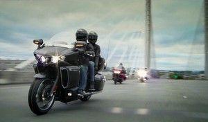 Yamaha: déjà un succès fou pour la Star Venture Transcontinental!