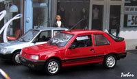 Miniature : 1/43ème - PEUGEOT 309 GTI