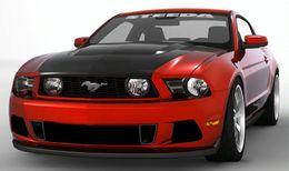 Sema Show 2009 : la Steeda Q Mustang Series se dévoile