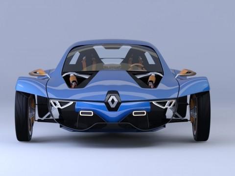 (Design) Renault Fly concept