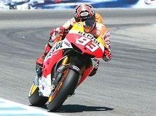 Moto GP - Marc Marquez: «Lorenzo et Pedrosa sont maintenant sous pression»