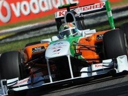 Liuzzi pense garder son volant en 2011