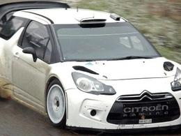 Les équipages Citroën continuent à courir