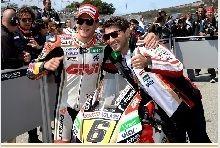 Moto GP: Srefan Bradl et Honda-LCR remettront ça en 2014
