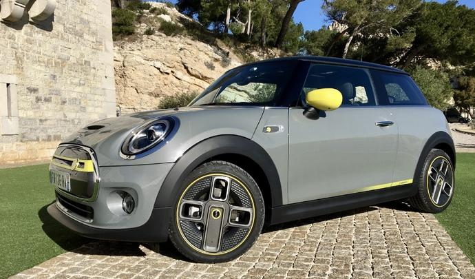 Vidéo Live - La Mini Cooper SE jusqu'à la panne : objectif 300 km !