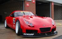 Les TVR de course ont un avenir: GTF 600R