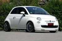 Fiat 500 by Novitec : comme une grande