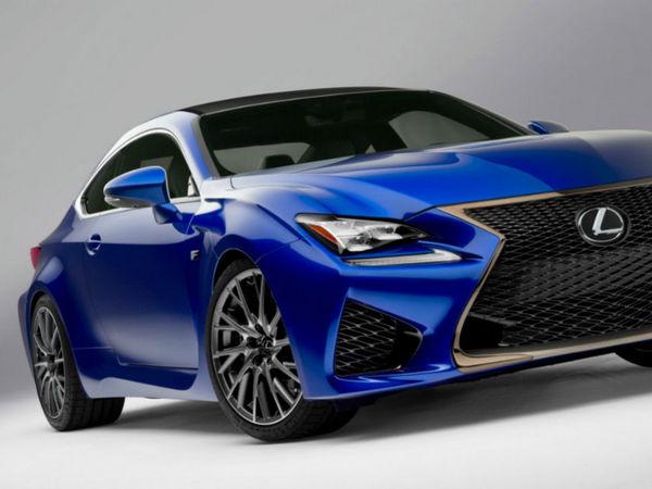 Des Lexus GS F et RC F 4 portes en 2016!