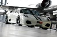 Ferrari F430 RACE by Novitec Rosso: 707 ch, 348 km/h !