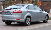 Nouvelle Ford Mondeo: la version hayon en clair