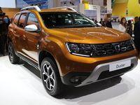 Dacia Duster 2 : le blockduster - Vidéo en direct du Salon de Francfort 2017